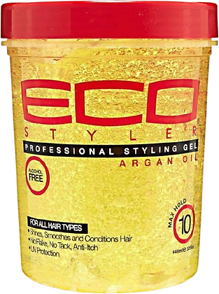 Eco Style Professional Styling Gel-Argan Oil
