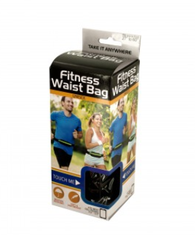Unisex Fitness Waist Bag