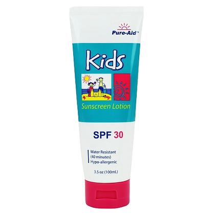 Pure-Aid Kids Sunscreen Lotion