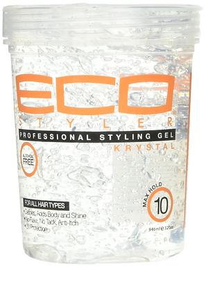 Eco Style Professional Styling Gel-Krystal