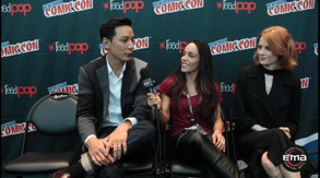 Into the Badlands Interview NYCC