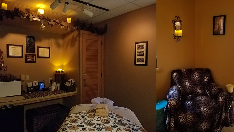 Inspirations Therapeutic Massage space