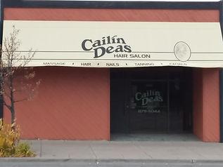 Cailin Deas Hair Salon - Inspirations - building view