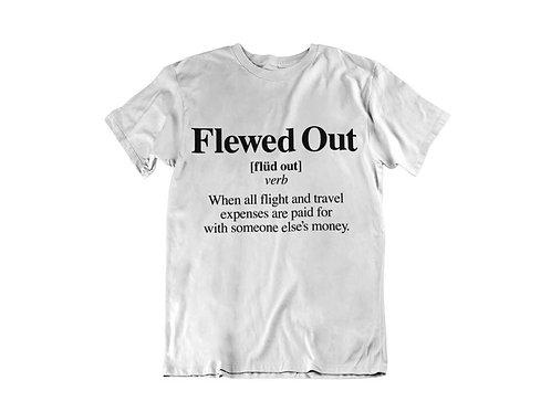 Flewed Out Tee