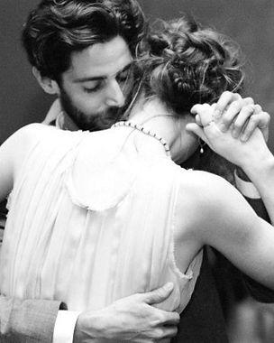 la danza emotiva di coppia