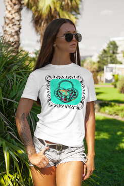 t-shirt-mockup-of-a-stylish-tattooed-wom