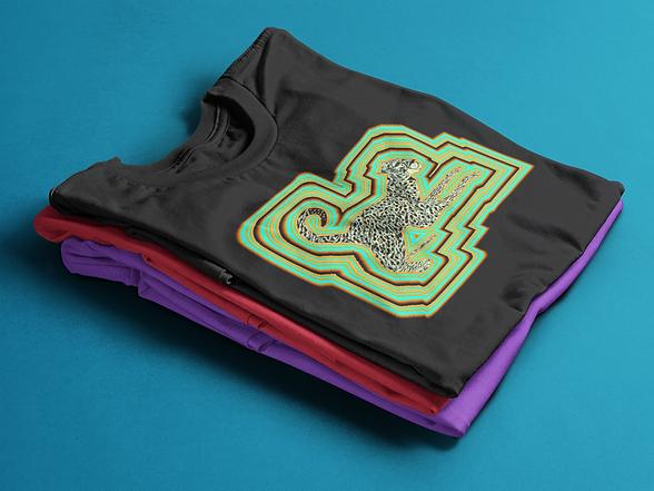 folded-t-shirts-mockup-over-a-flat-backd