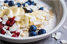Coconut Chia Breakfast Bowl