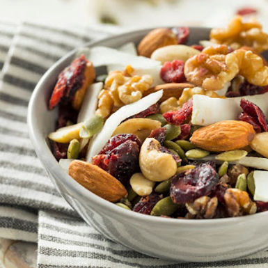 Toasted Coconut Trail Mix