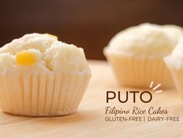 Puto | Filipino Steamed Rice Cakes