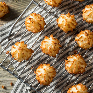Perfect Coconut Macaroons