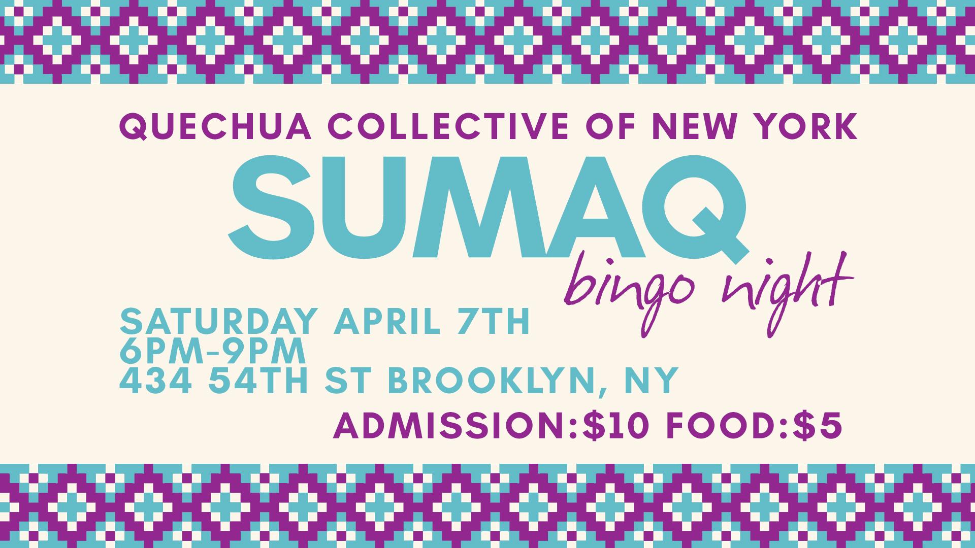 April 7th Sumaq