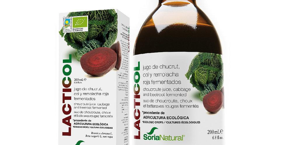 有機發酵甘藍甜菜汁 Lacticol