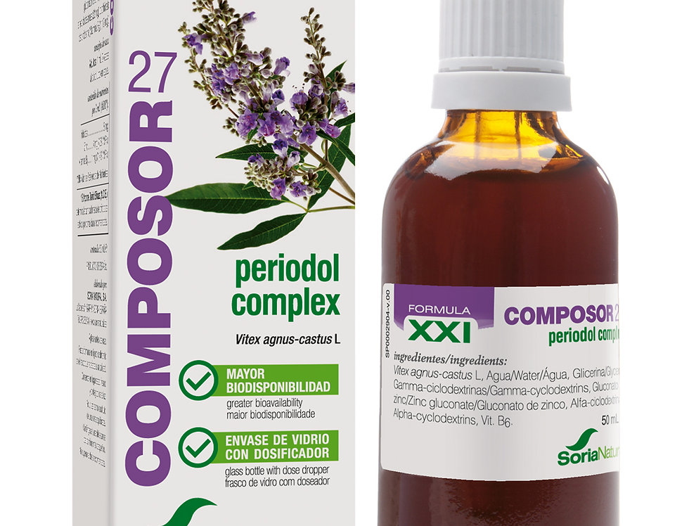 聖潔莓萃取液 Composor 27 - Periodol Complex XXI