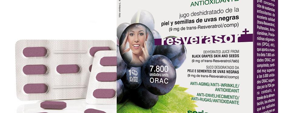 天然白藜蘆醇抗氧素 Resverasor