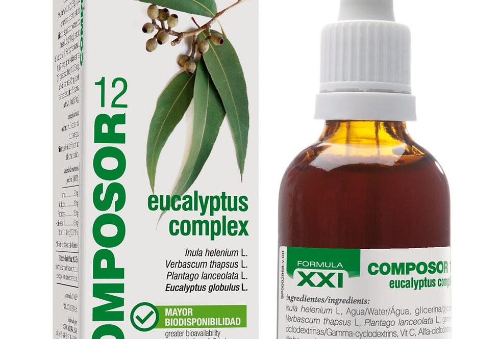 尤加利複合精華 Composor 12 Eucalyptus Complex F.XXI