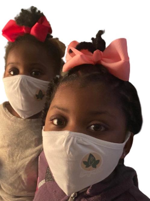 Lux Branded Children's Masks