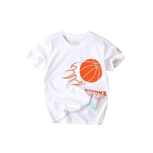 Boys' 'Baller Alert' T-shirt