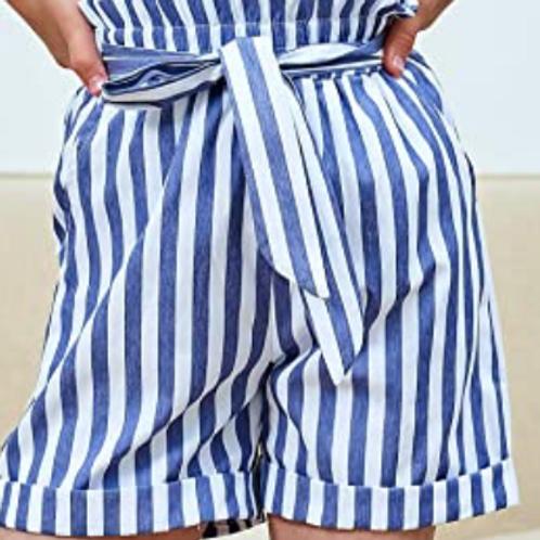 Big Girls' 'Summer' Shorts