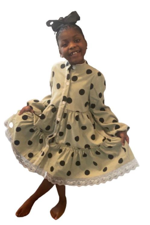 'Popular' Polka Dot Dress