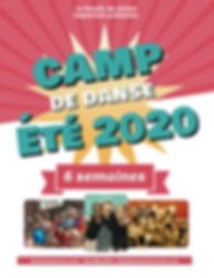 Copy of Kids Fitness Camp Flyer Template