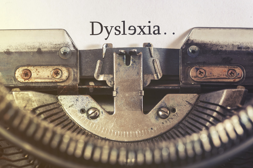 Common Traits of Dyslexia in Adults