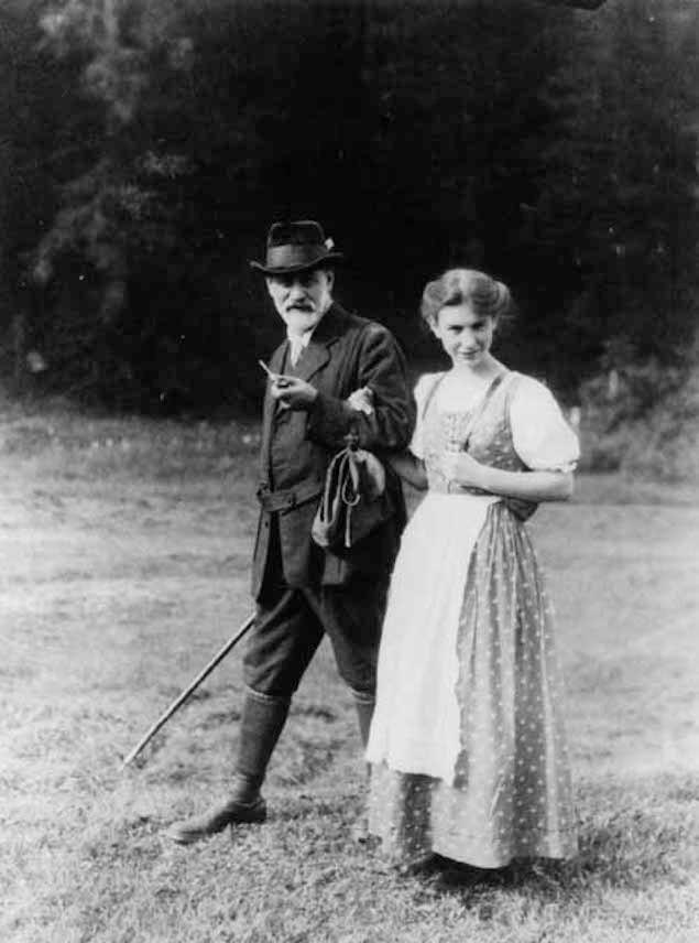 Psychoanalyst: Anna Freud