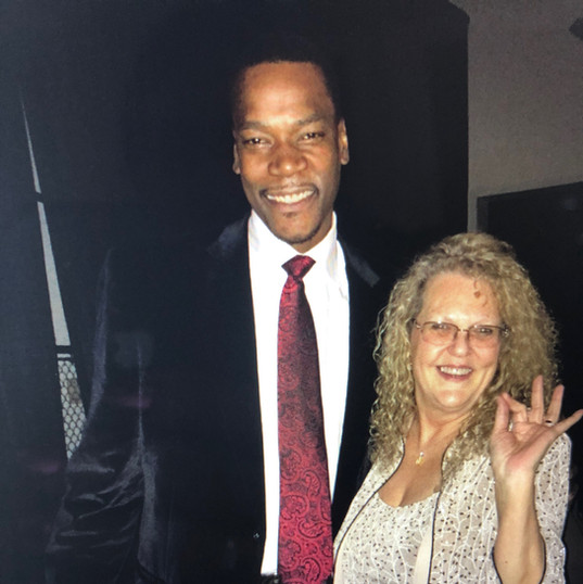 Mary Jane and Cliff Robinson