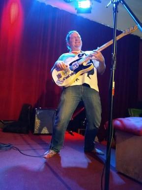 Matt Lynch Bass Live Music Portland