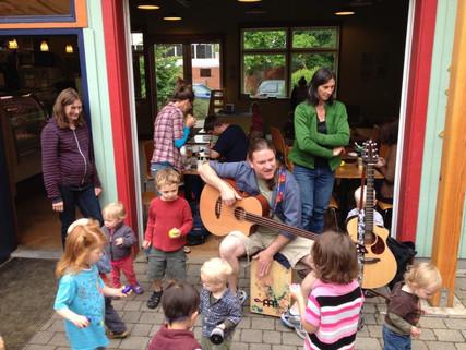 Make Music with Matt Live Kids Music