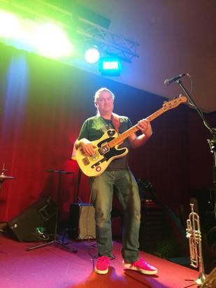 Matt Lynch Bass Live