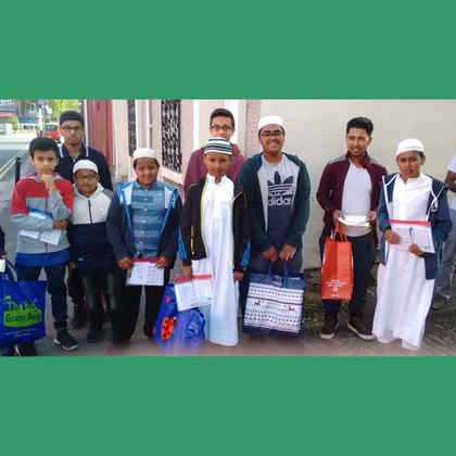 Feed My Neighbour - Ramadhan 2016
