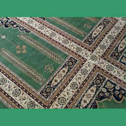 Carlisle Islamic Centre - Prayer Mats