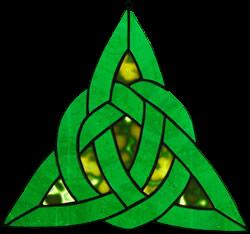 00048-Celtic Triad Greens