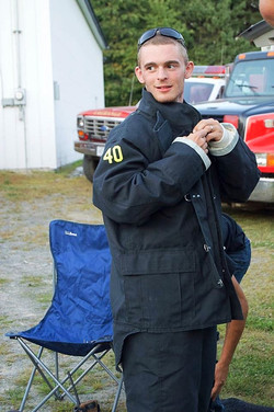 LaGrange Firefighter