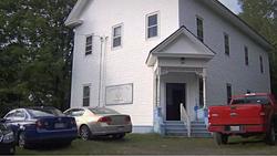 Former Mason's Lodge in LaGrange