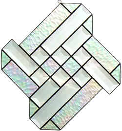 00020-Abstract Bevel Panel