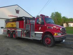 LaGrange firetruck
