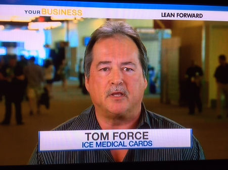 Tom Force Interviewed on MSNBC