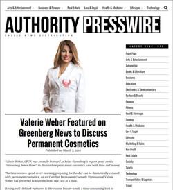 Authority Presswire
