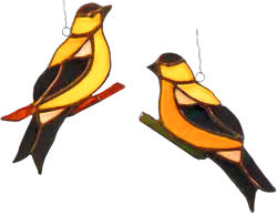 00014-Gold Finches
