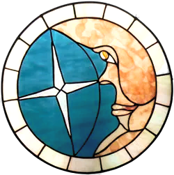 00062-Moon and Star Panel