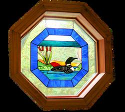 Loon Octagon Panel