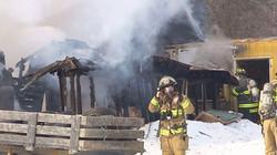 Fire in LaGrange