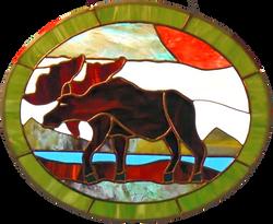 00039-Moose Panel