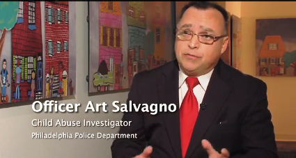 Officer Art Salvagno