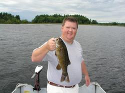 Big catch on Pocomoonshine Lake