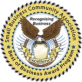 SBCA Bestof Business Award
