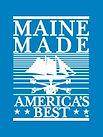 Maine Made America's Best logo