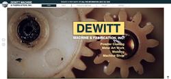 DeWitt Machine & Fabrication